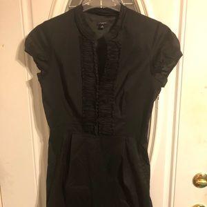 Black dress By Ann Taylor Size 10